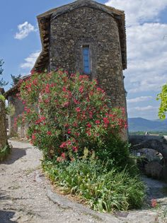 Mirmande, Rhône-Alpes