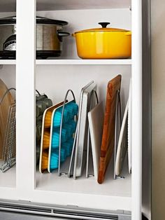 12 Sneaky Storage Solutions For Your Kitchen