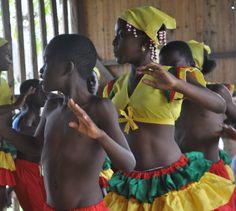 Folclor Afro Urabá Antioquia