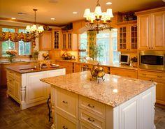 Double Island Paradise from Trubilt Designed Kitchens - Ramsey, NJ