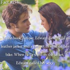 This is Bella and Edward
