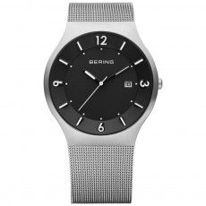 Men's Bering Classic Milanese Bracelet Watch