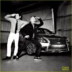 Jonathan Adler & Simon Doonan: Lexus Laws of Attraction Shoot!
