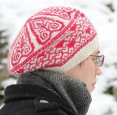 Ravelry: Vanadis pattern by Emmy Petersson part of 2014 Gift-a-Long on Ravelry