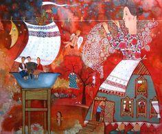 Slipping Evening by Anna Silivonchik