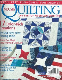McCall's May-Jun 14 - Sherrie Vitulli - Picasa Webalbums