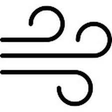 Image result for symbols for wind