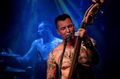 Koffin Kats Long Time Friends, Psychobilly, Touring, The Voice, Bands, Artists, Concert, Music, Face