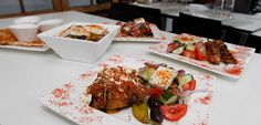 Little Greek Taverna (Westend) Brisbane, Greek, Spaces, Food, Kitchens, Greek Language, Meals