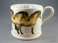 Happiness is a Pony Baby Mug 2012 (Discontinued)