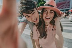 Brand : Giordano thailand Model : Nine Naphat & Jeda Agency : Familiar Idea company Photographer : Sanit nitigultanon Facebook : Sanit.portfoluo