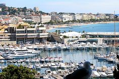 LOVED Cannes. Enjoyed seeing where they hold the film festival.