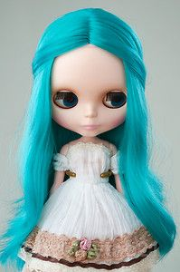 fake blythe but amazing hair color!!!