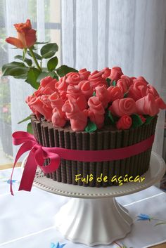 Schokostikcstorte Desserts, Food, Fondant Cakes, Tailgate Desserts, Deserts, Essen, Postres, Meals, Dessert