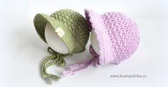 Návody háčkování Krampolinka · Návody a videa na háčkování Camilla, Diy And Crafts, Crochet Hats, Fashion, Malachite, Knitting Hats, Moda, Fashion Styles, Fashion Illustrations