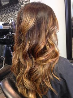 ombre by Carly