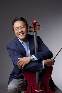 World-renowned cellist Yo-Yo Ma performs with the Quad City Symphony on Thursday, May 14 at 7:30 p.m.