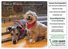 Dixie & Kormo Income Tax Preparation, 2013 Calendar, Accounting Services