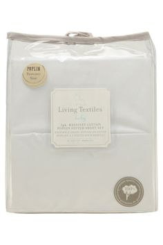 living textiles bassinet sheet set, found this via @myer_mystore
