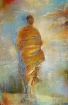 "Saatchi Art Artist: Gregg Chadwick; Oil Painting ""The Crossing (Original Sold)"""