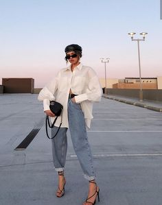Back to basics Looks Street Style, Looks Style, Street Style Women, Fashion 2020, Look Fashion, Winter Fashion, Street Fashion, Mode Outfits, Winter Outfits
