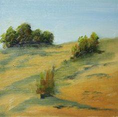 """""""Dreamscape 6"""" - Original Fine Art for Sale - © Jane Frederick"""
