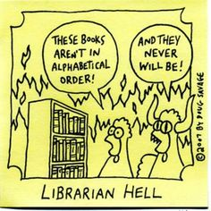 Librarian hell