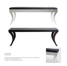 John Lyle Design - KLISMOS BENCH