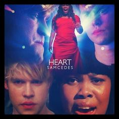 Heart: Samcedes I want them to be a couple again!!!