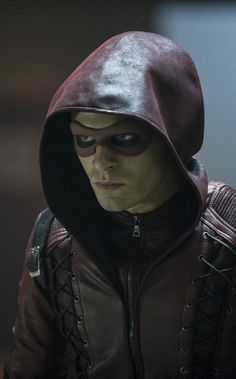 Colton Haynes as Arsenal in Arrow 3x01 - The Calm