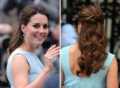 Kate Middleton's Prettiest Hair Ever -- Expert Tips To Get The Look