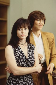 Shannen Doherty- Saison 4 - Beverly Hills 90210 - © Paramount HE