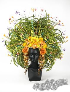 Flower Headdress Hea