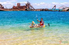 Moreton Island - one of the best islands in Australia