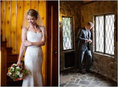 Lake Tahoe Wedding at the Thunderbird Lodge from Melina Wallisch