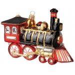 #Christbaumschmuck#Lokomotive#bei www.gartenschaetze-online.de