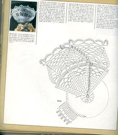 Crochet Bowl, Thread Crochet, Crochet Stitches, Crochet Patterns, Filet Crochet, Crochet Doilies, Crochet Accessories, Diy And Crafts, Vintage World Maps