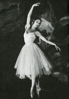Dame Margot Fonteyn in Giselle