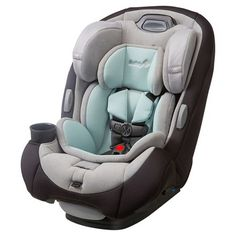 Get the car seat that's built to grow and provide your child with superior protection every step of the way! From your first ride together coming home from the hospital to soccer game car pools, the 3-in-1 Grow and Go™ Air Sport Car Seat from Safety 1st will give your child a safer and more comfortable ride. Featuring extended use at each stage, this convertible car seat is designed to last through all your firsts with your child.  From infant through growing toddler, you'll...