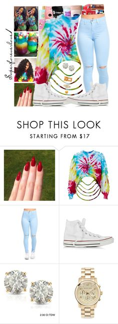 """""""Soup x Melanie Martinez"""" by superforeverlove1 ❤ liked on Polyvore featuring The Ragged Priest, Converse, Auriya and Michael Kors"""