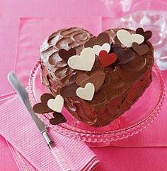 San Valentino in cake