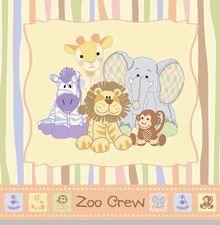 Zoo Crew - Baby Shower Theme