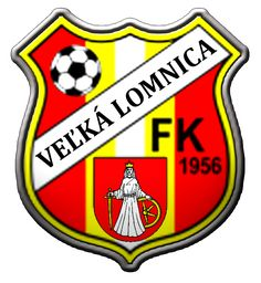 FK Velka Lomnica , football / soccer logo , Slovakia