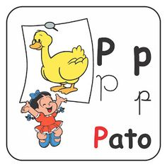 Alfabeto – 4 tipos de letras | Baú de Atividades