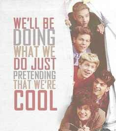 #OneDirection - Live While We're Young