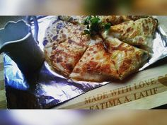 Cheesy Aloo Paratha recipe by Fatima A Latif posted on 21 Jan 2017 . Recipe has a rating of by 4 members and the recipe belongs in the Savouries, Sauces, Ramadhaan, Eid recipes category Halal Recipes, Veg Recipes, Indian Food Recipes, Real Food Recipes, Dessert Recipes, Recipies, Desserts, Eid Food, Cubed Potatoes