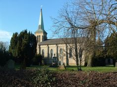 Holy Trinity, Stowupland, Suffolk, England || Mary Ann Brame (Barrell)