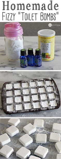 DIY natural home cleaners