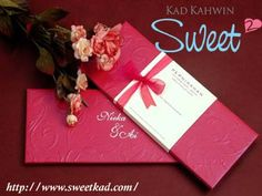 We have an affinity to innovative and beautiful Wedding invitation cards. So make sure that our Kad kahwin online will enhance the overall quality of your wedding day. http://www.sweetkad.com/