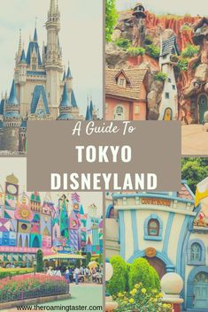 wanderlust pictures Are you planning a trip to Tokyo Disneyland, Japan, then use this guide to help you navigate and prepare for the big day with tips and tons of pictures for inspiration. Tokyo Disneyland, Disneyland Tips, Tokyo Disney Resort, Tokyo Japan Travel, Japan Travel Guide, Go To Japan, Trip To Japan, Tokyo Trip, Japan Japan